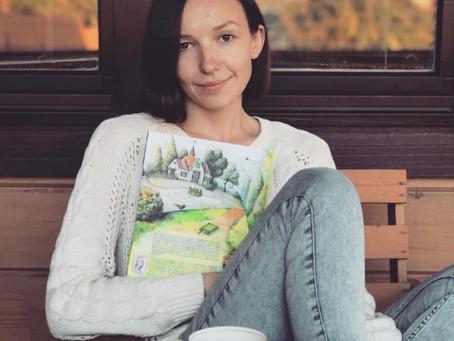 Интервью с Катей Трубей