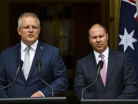 Australian Government Stimulus- April 2020