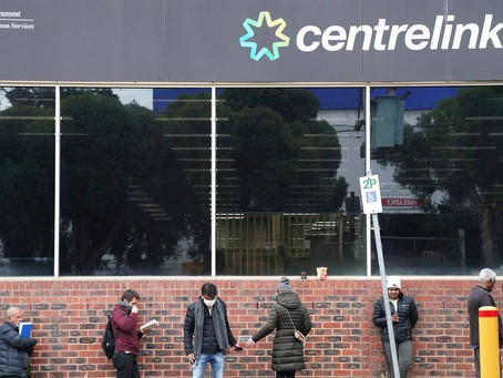 Unemployment on the Rise- April 2020