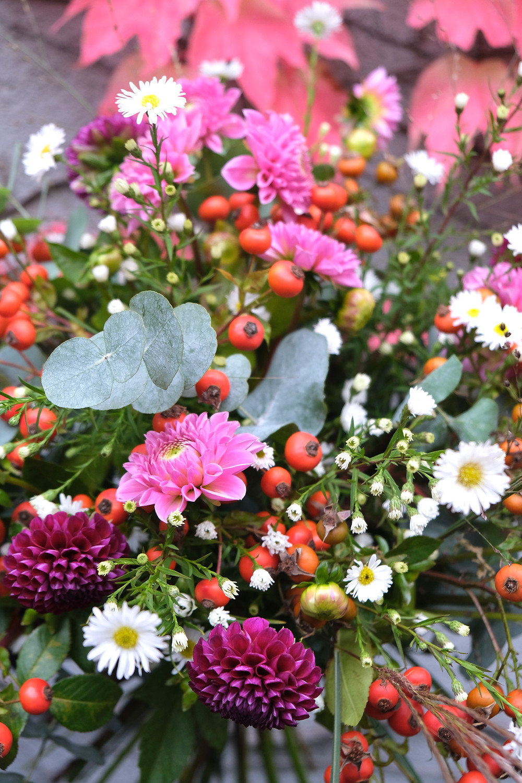 Blumenabo Blumenpost Geschenk Zürich Blumen im Abo Flower Subscription gift idea
