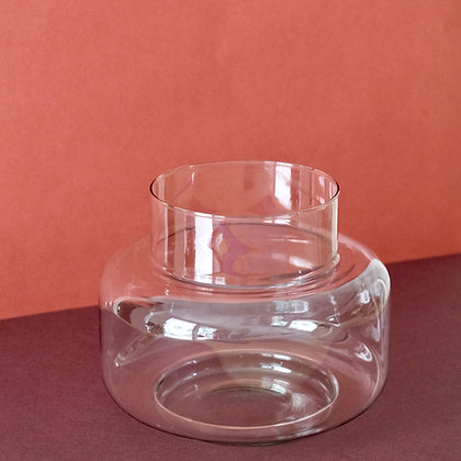 recyclingvase vase blumenvase glasvase recycling ökologisch nachhaltig