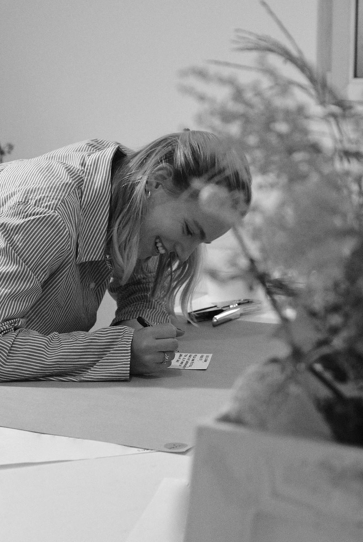 Julia Startup Blumenpost Unternehmen Angebot Blumen Online Nachhaltig