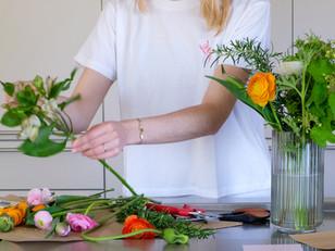 Pflegetipps für Blumen im Hochsommer