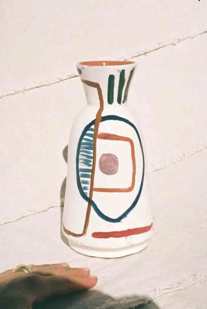 LRNCE Vase Blumenpost