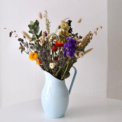 Trockenblumen Blumenpost Trockenstrauss Schweiz Nachhaltigkeit Blumen Lieferung Bestellen dried flowers bouquets order online