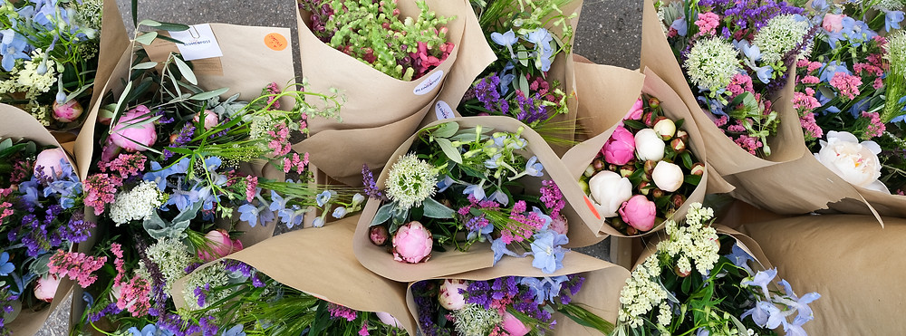 Blumen Schweiz Blumenpost regionale Blumen Sommer Saisonal