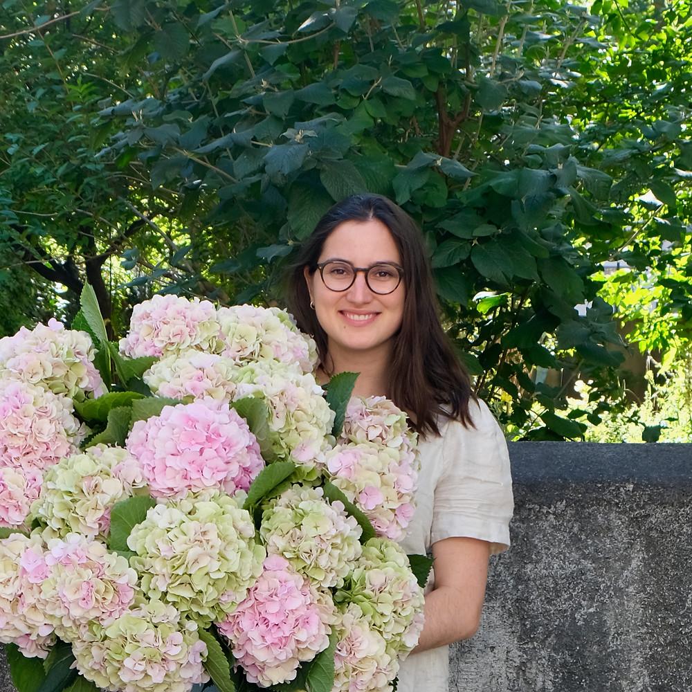 Blumenpost Hortensien Blumen bestellen liefern Schweiz Zürich