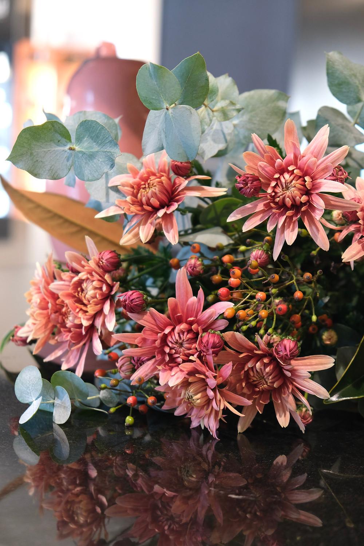 Blumenpost Hinderling Volkart Blumen Büro Lieferung Blumenlieferung wöchentlich