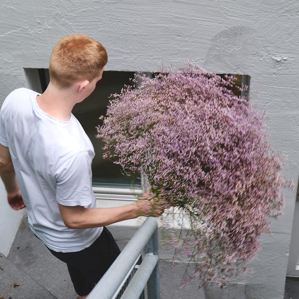 Blumenpost, Schweizer Blumen, Blumenstrauss, Blumen bestellen, online, Lieferung
