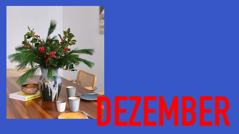 Saisonkalender Dezember Blumenpost Schweiz