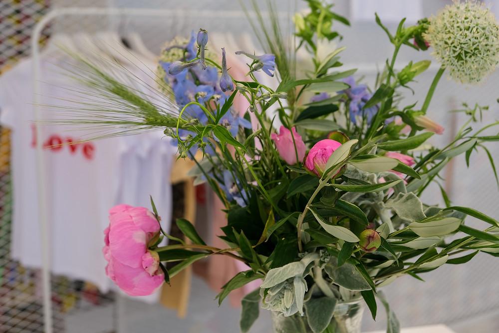 Blumen Blumenpost On Y Va La Garconne Laden