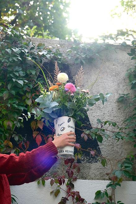 Blumenpost Blumenabo Blumen bestellen Zürich