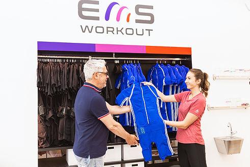 EMS Workout Wien