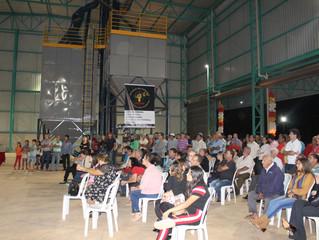 Cocatrel inaugura novo armazém em Córrego do Ouro