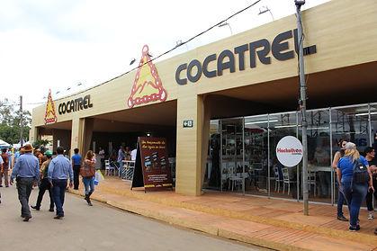 Cocatrel Expocafé - Estande