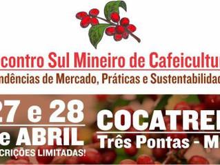 Cocatrel sedia Encontro Sul Mineiro de Cafeicultura
