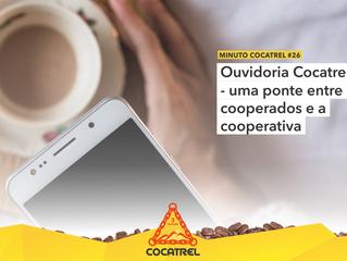 Ouvidoria Cocatrel - uma ponte entre os cooperados e a cooperativa
