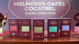 Cocatrel lança os primeiros cinco Melhores Cafés dos Produtores 2020