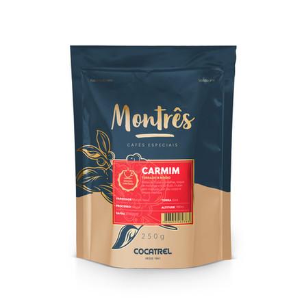 Café Montrês Carmim