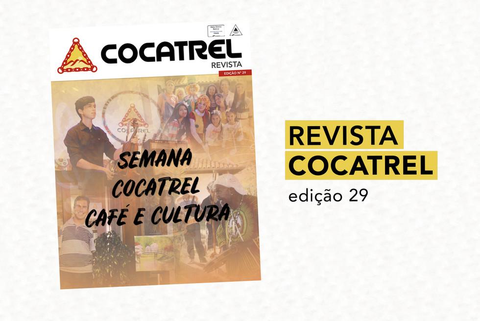 Revista Cocatrel - edição 29