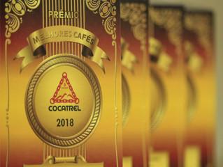 Melhores Cafés Cocatrel 2018/2019 serão anunciados na próxima terça-feira
