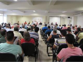 Cocatrel sedia reunião do Conselho Nacional do Café