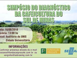 Convite: Diagnóstico da Cafeicultura no Sul de Minas