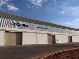 Ampliação e melhoria do Armazém Paraíso: Cocatrel entrega mais um empreendimento aos cooperados