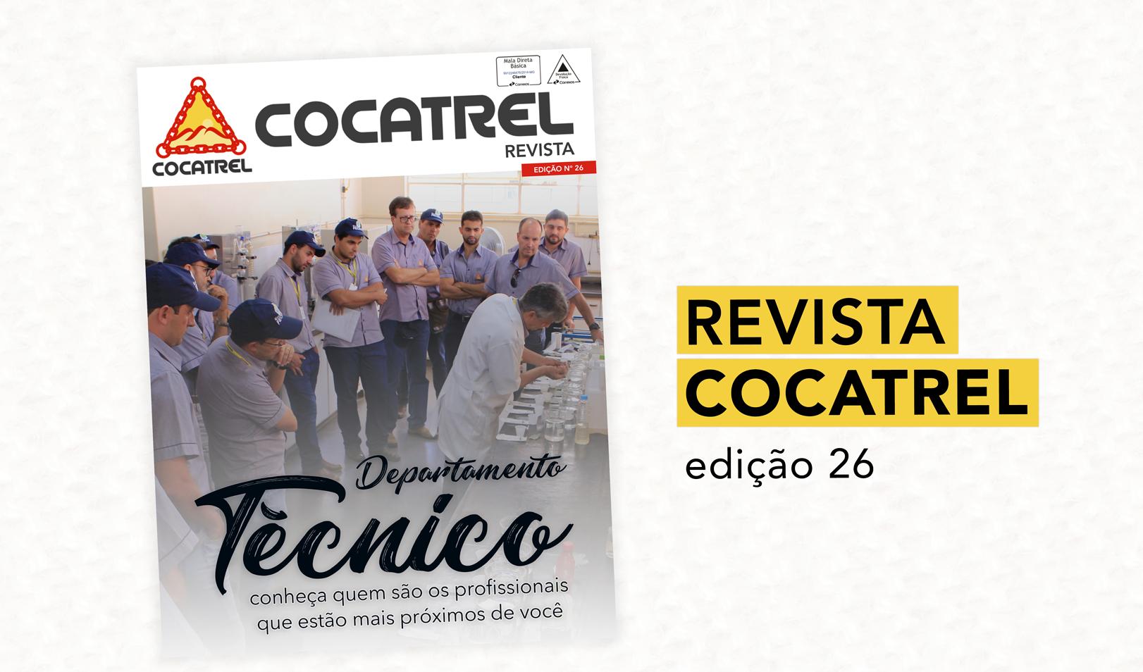 Revista Cocatrel - edição 26