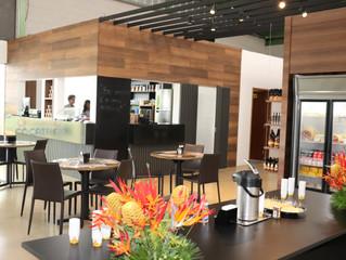 Cocatrel inaugura cafeteria em Nepomuceno