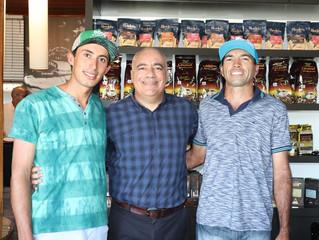 Cocatrel lança os cafés premiados dos produtores de Ilicínea Eduardo e João Paulo