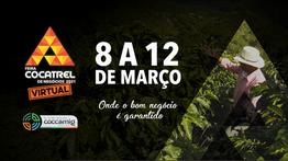 Feira Cocatrel de Negócios começa em 8 de março, com ótimas oportunidades para o produtor