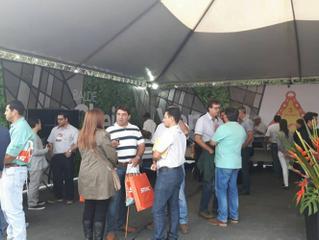 Negociações no estande da Cocatrel na Expocafé atingem R$10 milhões
