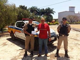 Programa de Georreferenciamento é implantado pela Cocatrel e Polícia Militar