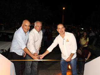Cocatrel inaugura a unidade Guapé