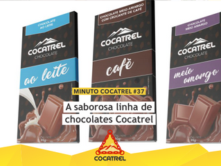 Minuto Cocatrel | Chocolates Cocatrel