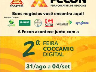 Cocatrel encerra mais uma edição da FECON com sucesso