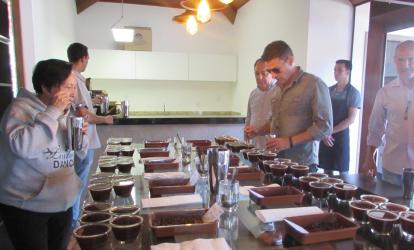 Laboratório de Cafés Especiais