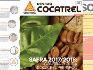 Já está disponível a Revista Cocatrel Edição nº 12