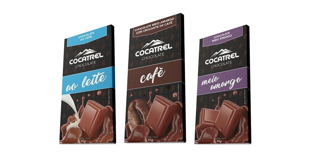 Chocolate Cocatrel: um lançamento de dar água na boca