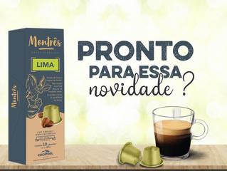 Cocatrel lança Montrês Lima em cápsulas e marca presença no mercado de monodose para cafés especiais
