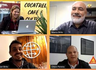 Semana Cocatrel Café e Cultura: informação, café e música de qualidade