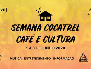 Vem aí a Semana Cocatrel Café e Cultura