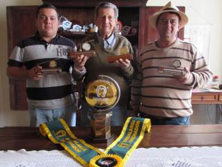 Produtor da Cocatrel recebe 5 prêmios em campeonato nacional de cavalos