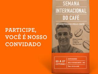 Cocatrel participa pela primeira vez da Semana Internacional do Café
