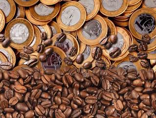 Cooperado, pague seus débitos com a cooperativa com o seu café.
