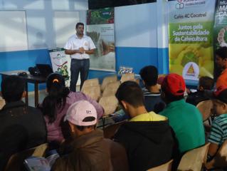Ciclo de palestra continua em Coqueiral e Nepomuceno