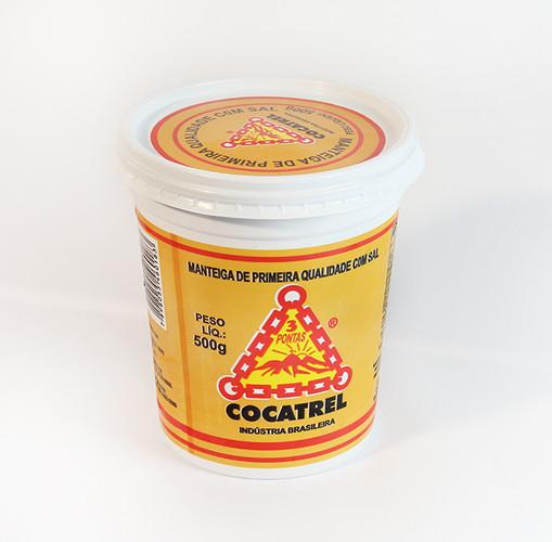 Manteiga Cocatrel