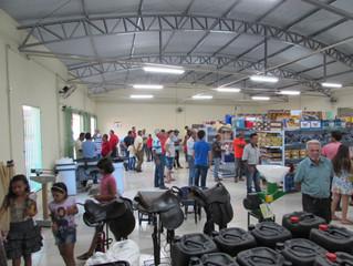 Inauguração em Córrego do Ouro reúne cooperados da região