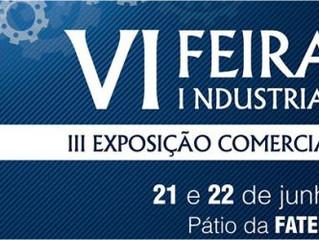 Cocatrel participa de VI Feira Industrial e III Exposição Comercial da Fateps